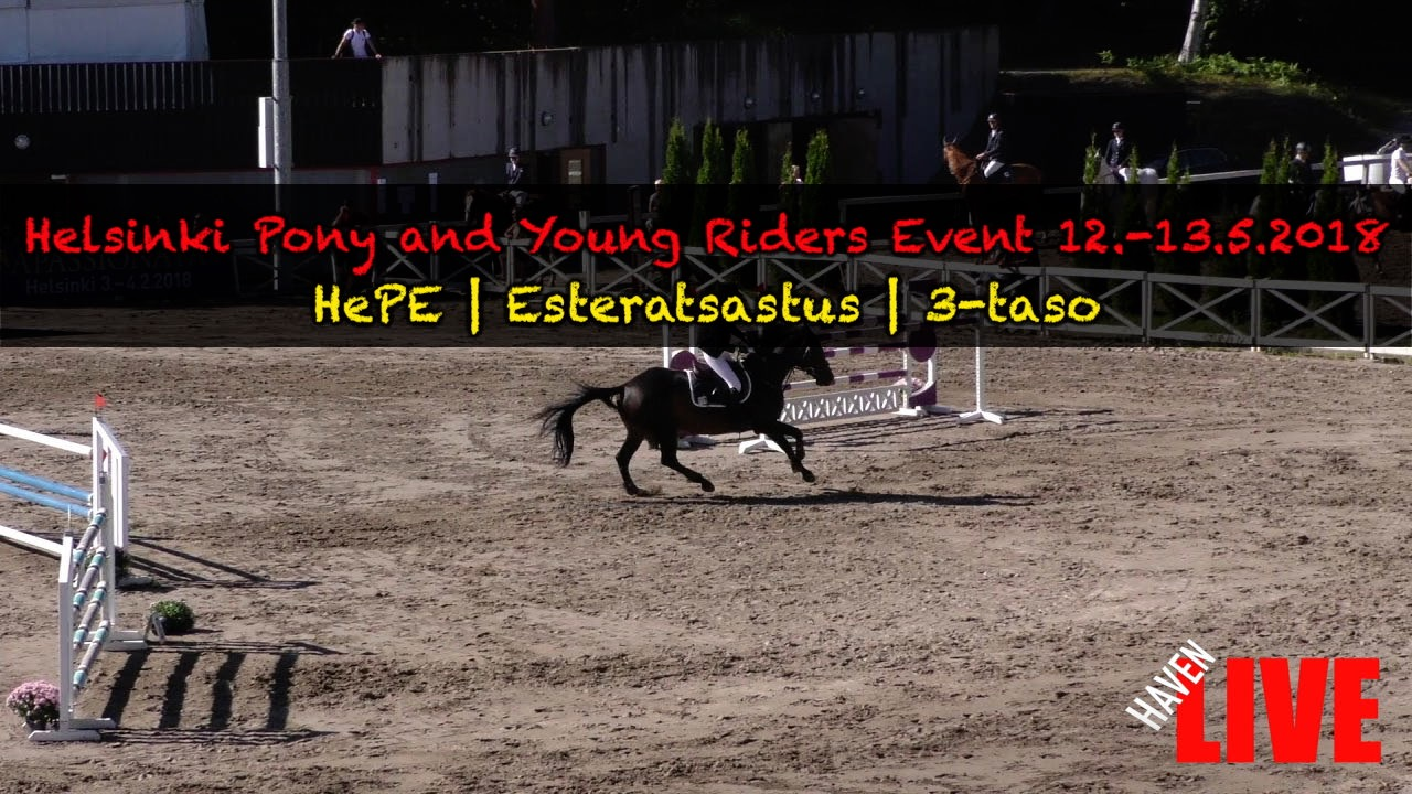 Read more about the article Helsinki Pony Event 12.-13.5.2018